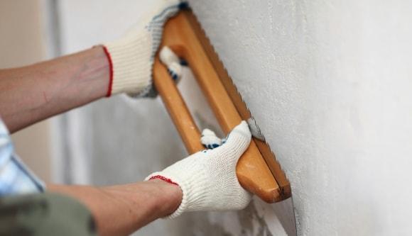 Выровнять стены своими руками просто