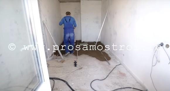 Утеплитель для пола по бетону под стяжку