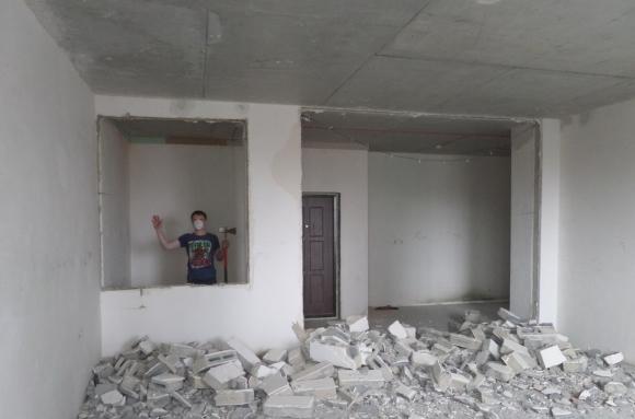 Капитальный ремонт стен в квартире