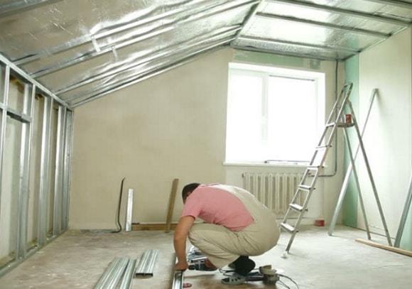 Ремонт стен из гипсокартона своими руками