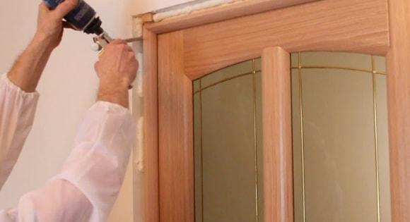 Когда ставить межкомнатные двери