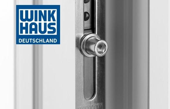 Немецкая фурнитура Винкхаус (Winkhaus) для пластиковых окон
