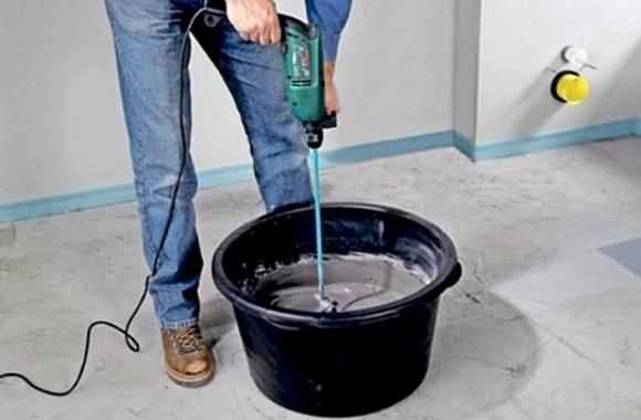 Соотношение цемента и песка для стяжки пола в квартире