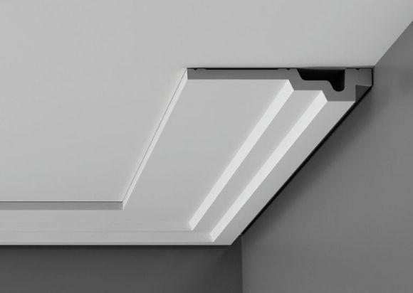 Галтели для натяжных потолков