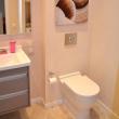 Плинтус в ванной