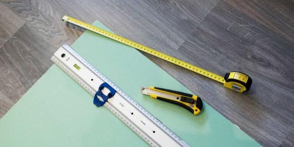 Размеры листов гипсокартона длина и высота