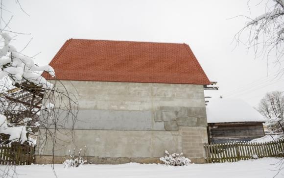 Самострой нежилого здания на собственном земельном участке