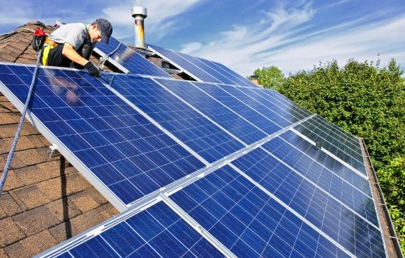 Фотоэлементы солнечной батареи