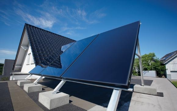 Каркас для фотоэлементов солнечной батареи своими руками