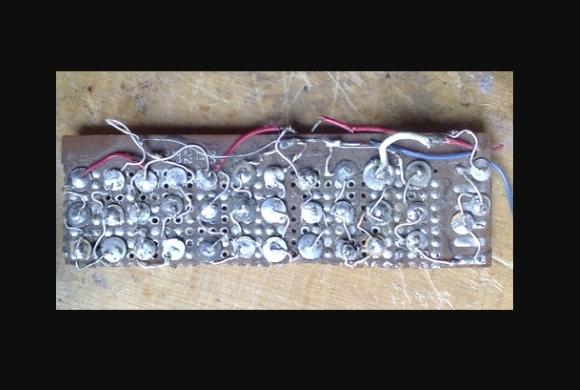 Солнечная батарея своими руками из транзисторов
