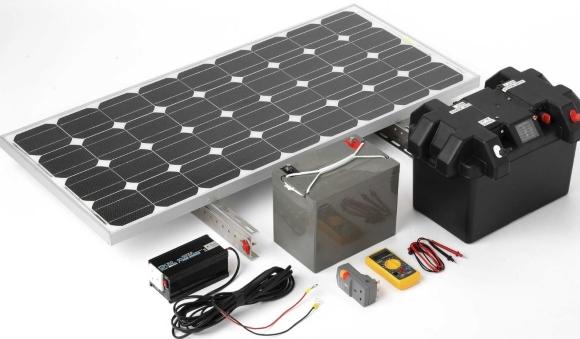 Солнечная батарея своими руками на фото