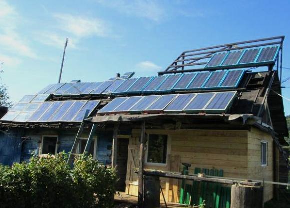 Солнечные батареи своими руками для частного 68