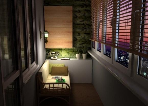 Идеи ремонта балконов и лоджий фото возможных вариаций