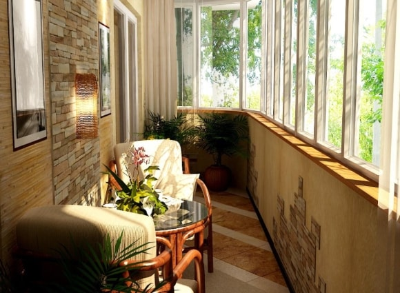 Ремонт балконов и лоджий под ключ на фото готовые варианты