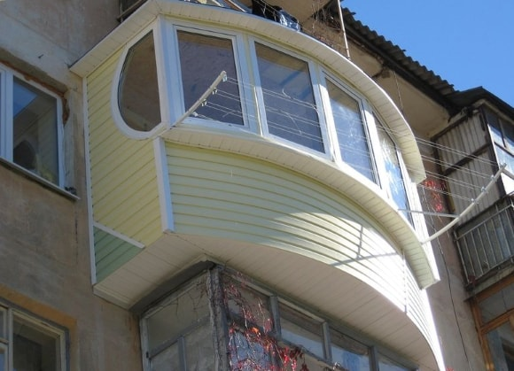 Ремонт остекления балконов и лоджий фото