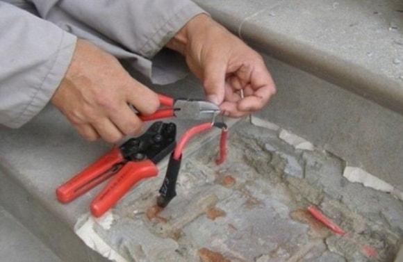 Диагностика и ремонт электрического теплого пола