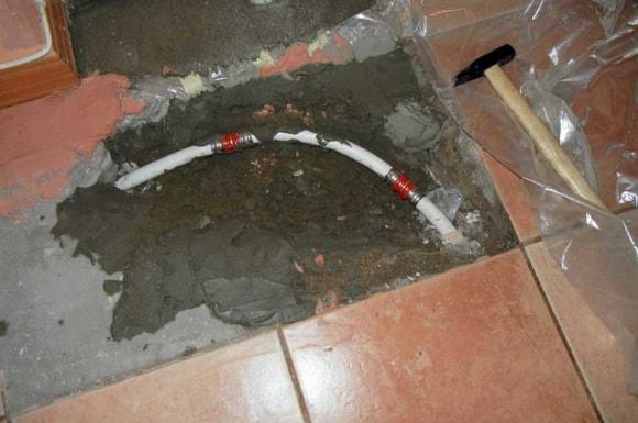 Диагностика и ремонт водяного теплого пола