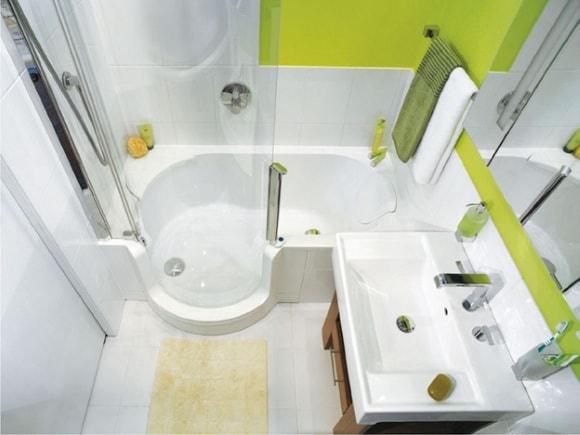 Дизайн ванных комнат в обычной квартире/панельном доме