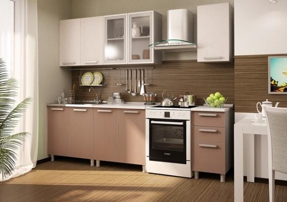 Дизайн мебели на кухне